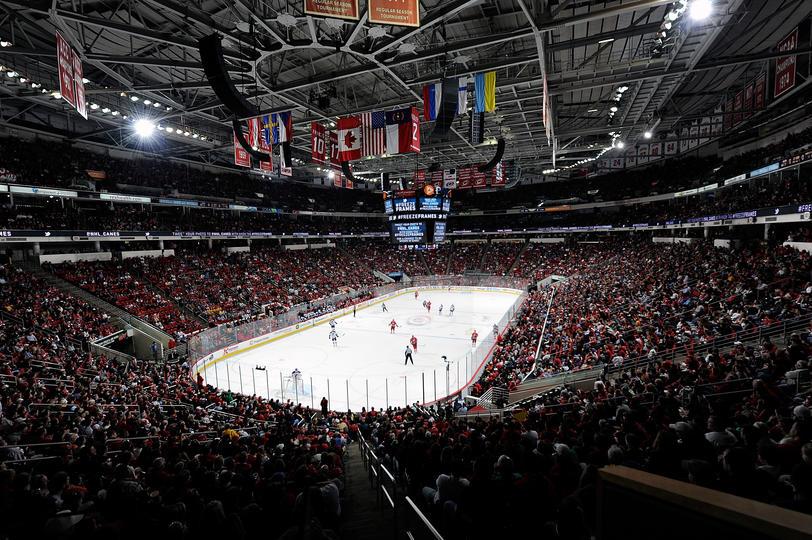 Hurrucanes Arena